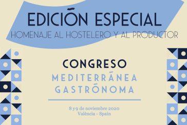 Mediterránea Gastrónoma 'Edición Especial': un congreso para homenajear al hostelero y al productor