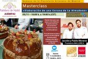 Masterclass Corona de la Almudena