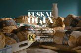 Euskal Ogia,  pan con trigo de Álava  con la marca Eusko Label