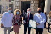 El Ayuntamiento de Valencia concede al Gremio de Panaderos y Pasteleros la Medalla de Oro de la Ciudad