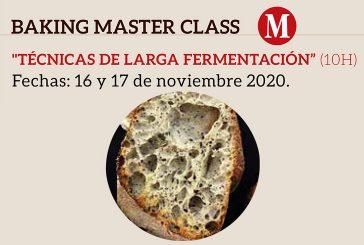 Masterclass Técnicas de larga fermentación