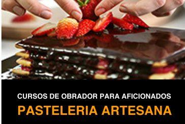 Curso de obrador para aficionados pastelería artesana