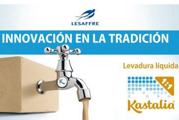 Lesaffre Ibérica lanza 'Kastalia', levadura líquida para adaptarse a los nuevos tiempos