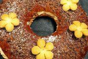Roscón de Reyes                                        de chocolate y café