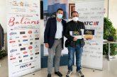 Jorge Llompart Martorell, Forn de la Plaça, Miga de Oro de la Ruta del Buen Pan en las Islas Baleares 2020-21