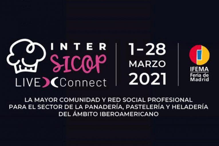 InterSICOP LIVEConnect designa marzo 2021 como el mes de la panadería, pastelería y heladería