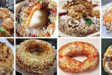 El consumo del Roscón de Reyes artesano en la Comunidad de Madrid supera los dos millones y medio de unidades.