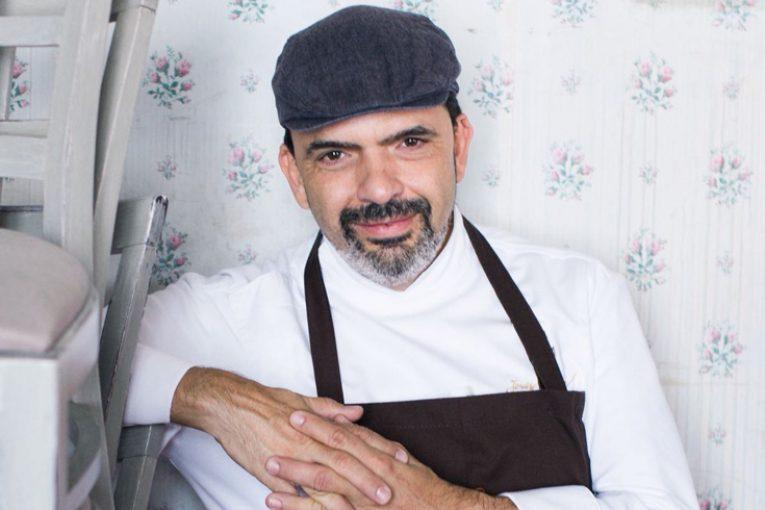 Jesús Sánchez,  Cenador de Amos