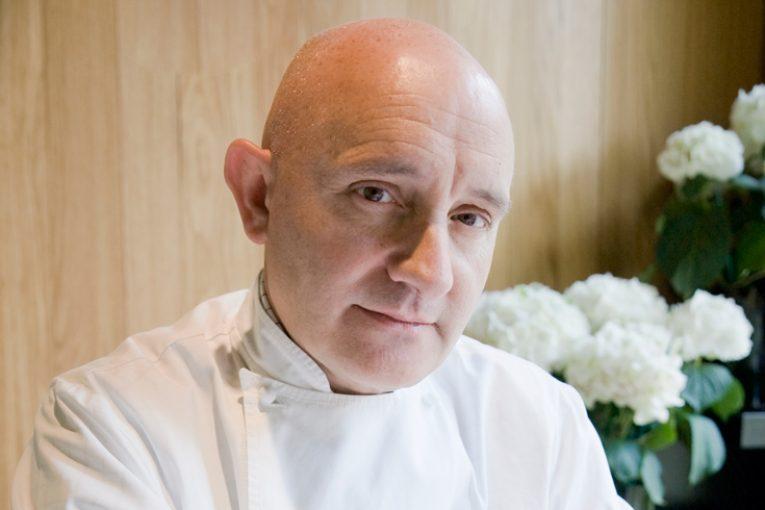 Toño Pérez, Restaurante Atrio