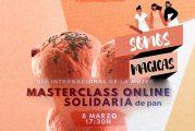 Master class solidaria el Día Internacional de la Mujer de Daniel Jordà