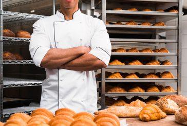 Bollería en obradores de panadería