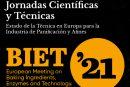 Biet 21 European Meeting on Baking Ingredients, Enzymes and Tecnology