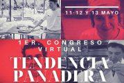"""I Congreso Virtual de panadería. """"Tendencia Panadera"""", organizado por Acipan y con la colaboración de Salva Industrial."""