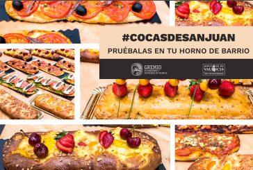 Los panaderos y pasteleros de Valencia recuperan la tradición de las Cocas de San Juan para la noche más mágica del año