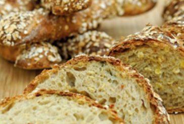 Pan torcido saludable