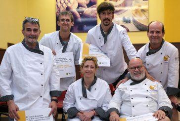Cinco finalistas en el Concurso Mejor Pa de Pagès Català 2021