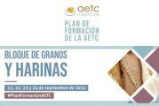 Plan de formación de la AETC:  Bloque de granos y harinas