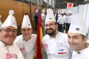 La Selección Española de Panadería Artesana a las puertas del podio en la Copa de Europa